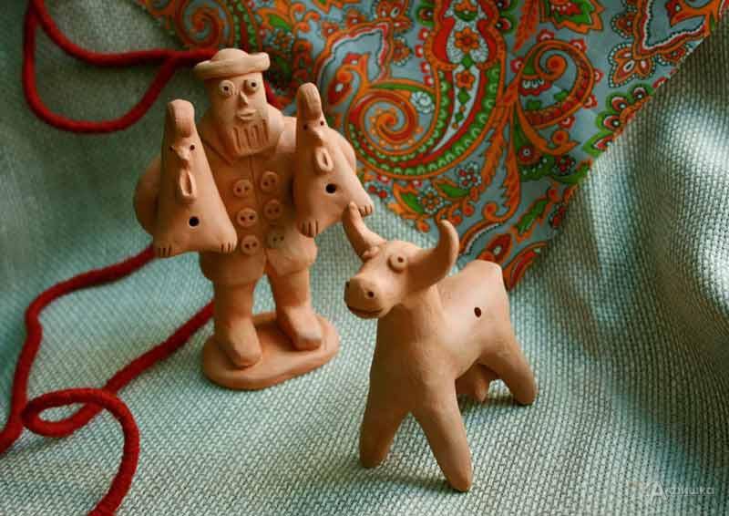 Экскурсия по выставке «Возрождая традиции»: Не пропусти в Белгороде