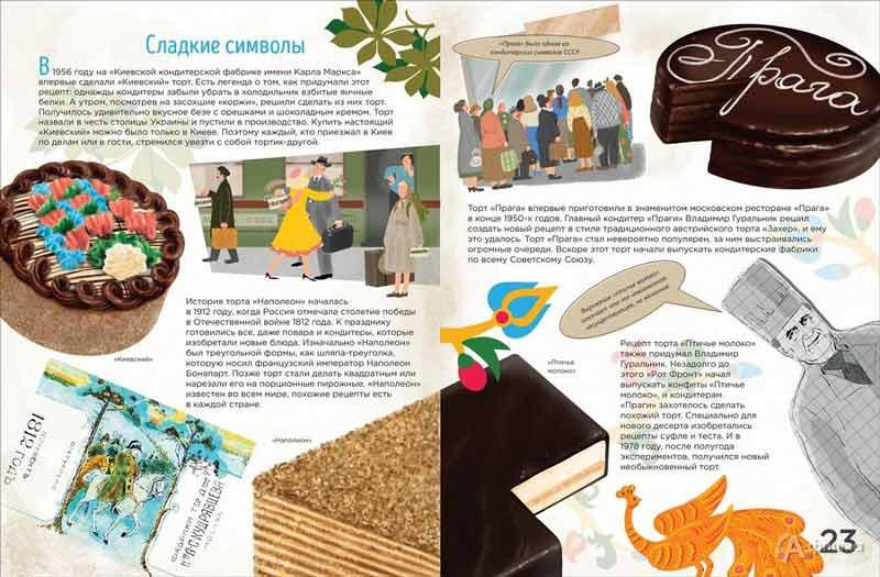 Увлекательный онлайн-экскурс «Книжные сладости»: Детская афиша Белгорода