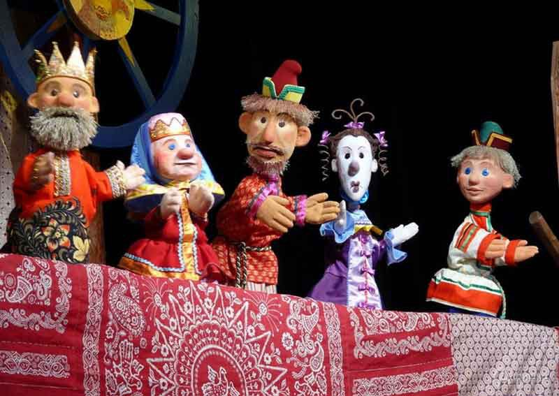 Игра-фантазия «Волшебные шляпки»: Детская афиша Белгорода