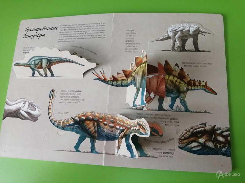 Игра-знакомство «В страну Динозаврию»: Детская афиша Белгорода