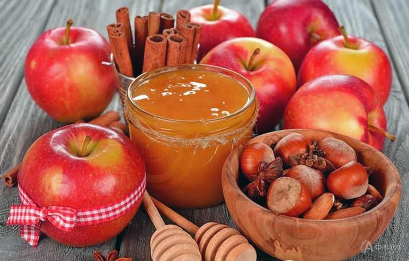 Тематическая презентация «Солнечный праздник— яблочный спас»: Детская афиша Белгорода