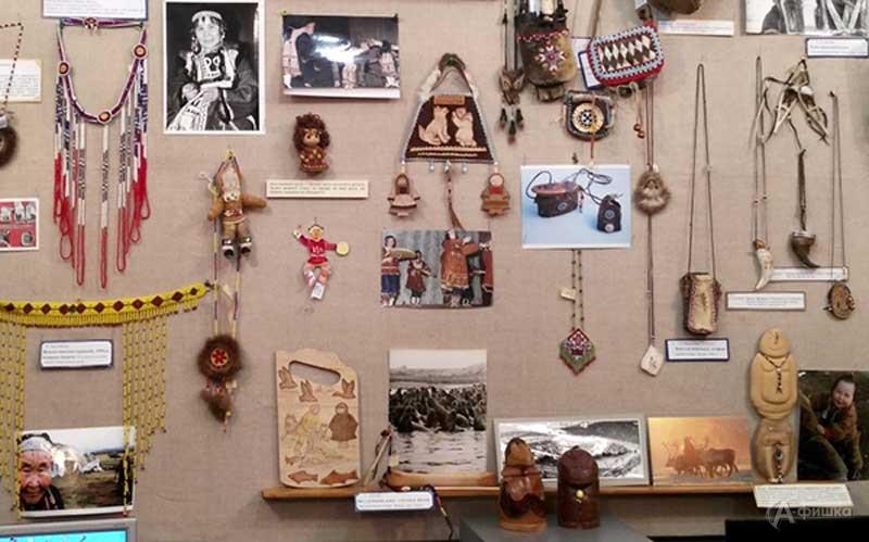 Экскурсия по выставке «Амто (здравствуй), Корякия»: Не пропусти в Белгороде