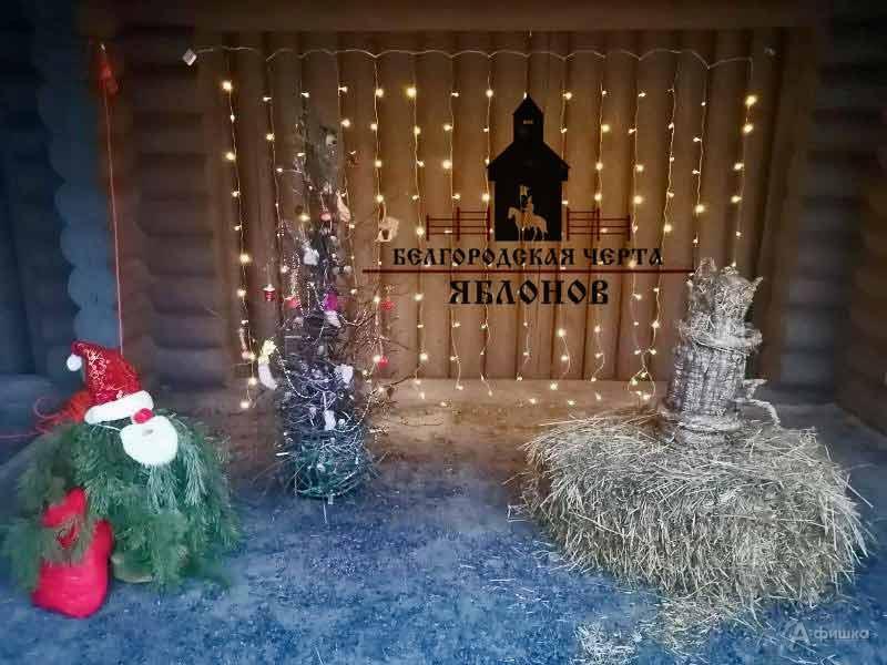 Музейные посиделки «В деревянной избушке Деда Мороза»: Не пропусти в Белгороде