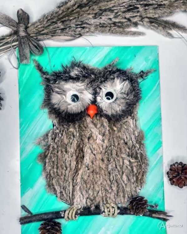 Мастер-класс «Волшебная сова»: Детская афиша Белгорода