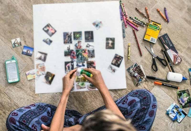 Мастер-класс «Карта желаний»: Детская афиша Белгорода