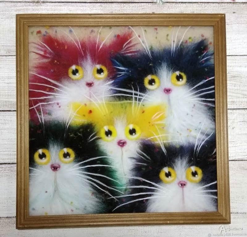 Мастер-класс «Мартовские коты»: Детская афиша Белгорода