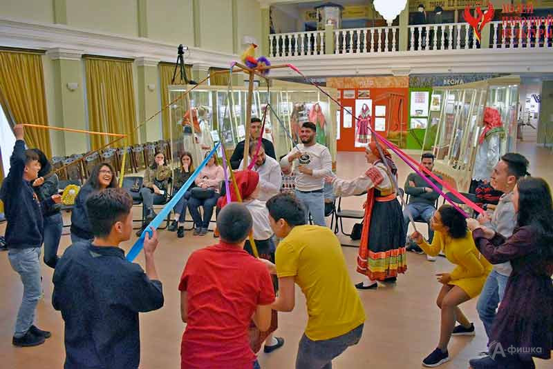 Театрализованный праздник «Масленичные забавы»: Не пропусти в Белгороде