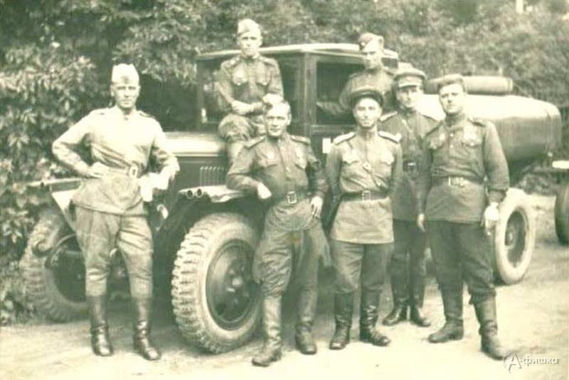 Выставка «Автомобили на службе Красной Армии»: Афиша выставок в Белгороде