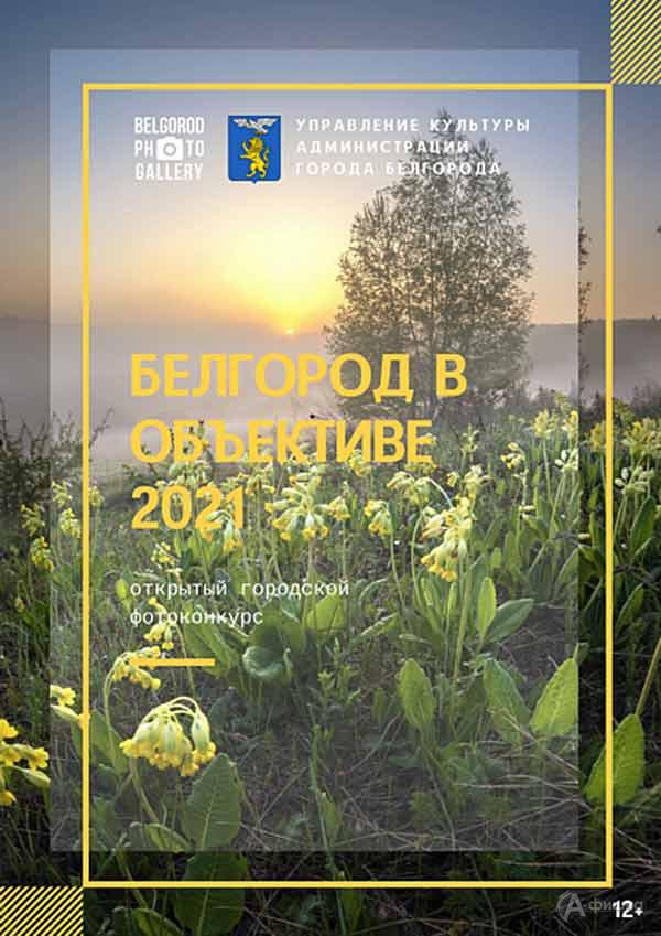 XII городской фотоконкурс «Белгород вобъективе— 2021»: Непропусти вБелгороде