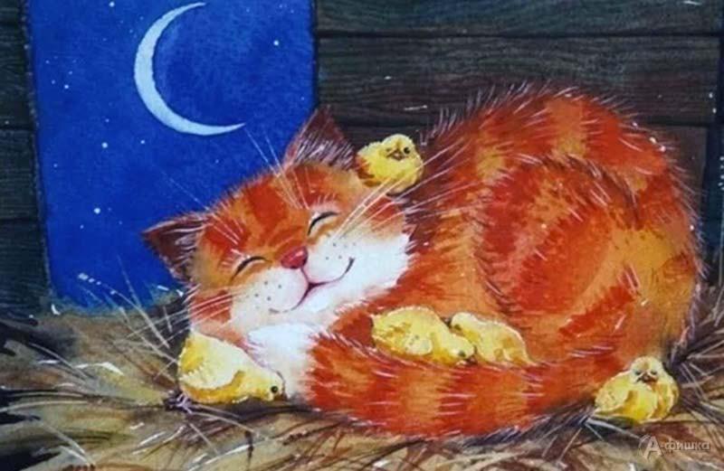 Мастер-класс «Сладкий сон»: Детская афиша Белгорода