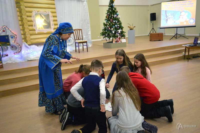 Театрализованный праздник «Спиридон-солнцеворот»: Детская афиша Белгорода