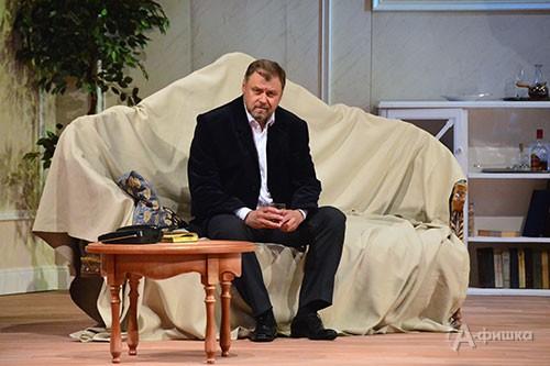 народный артист России Виталий Стариков в роли респектабельного Брошана