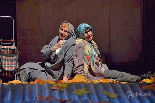 Две тёти Паши — актрисы Анна Краснопольская и Наталья Зуева