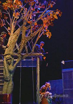 В БГАДТ им. Щепкина премьера — «Зимы не будет!» в постановке Игоря Ткачёва