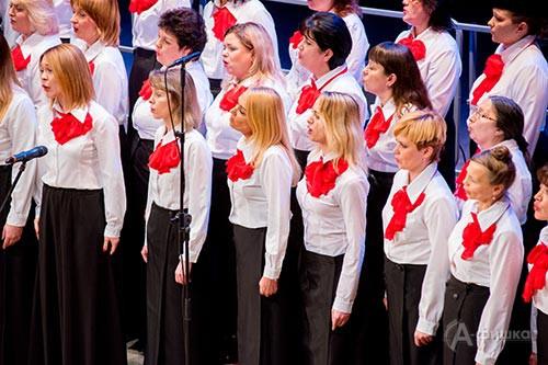 IV фестиваль «Рождественские хоровые ассамблеи» в Белгороде
