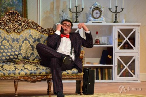 В «Ужине дураков» одним из главных героев является Франсуа Пиньон (актёр Дмитрий Евграфов)