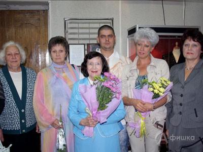 Гости вечера-портрета «Браво, актёр!» в Белгородском государственном историко-краеведческом музее