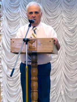 Презентация в Белгороде 6-ти томника Олега Кириллова
