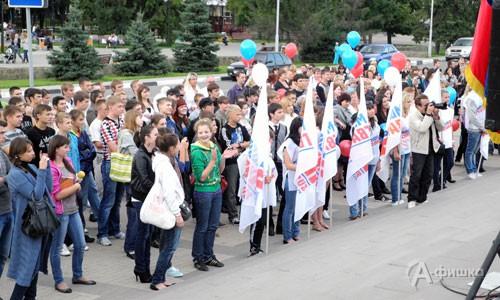 история флага россии для детей