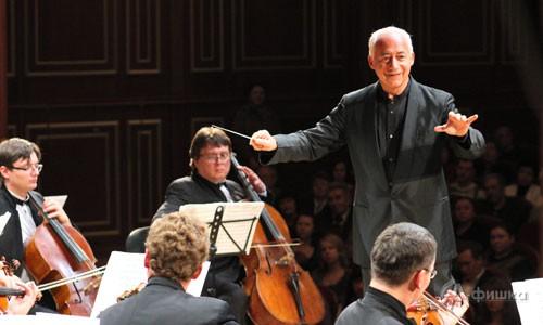 Маэстро Спиваков (концерт в Белгородской государственной филармонии)