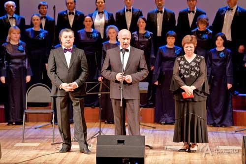 Приветственное слово Фестивалю «От классики к джазу» Владимира Зотова и Сергея Курганского