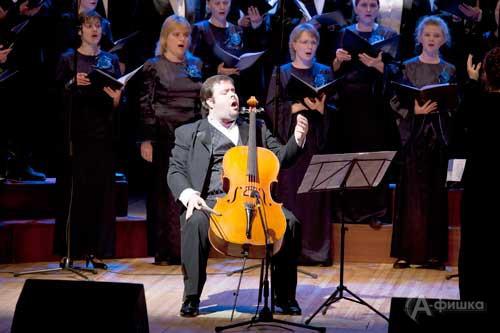 Борислав Струлёв на фестивале «От классики к джазу» в Белгороде