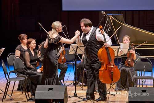 Международный фестиваль «От классики к джазу». День первый