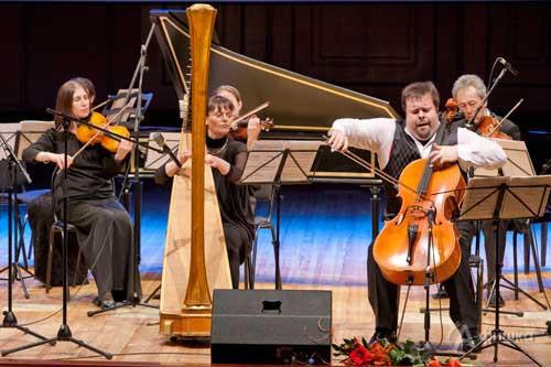 Овации, устроенные Б. Струлёву принесли в качестве «биса» знаменитого «Лебедя» Сен-Санса (по этому случаю в оркестре появилась арфа Инны Макаренко)