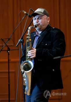 Яков Мейман (саксофон, флейта, США)