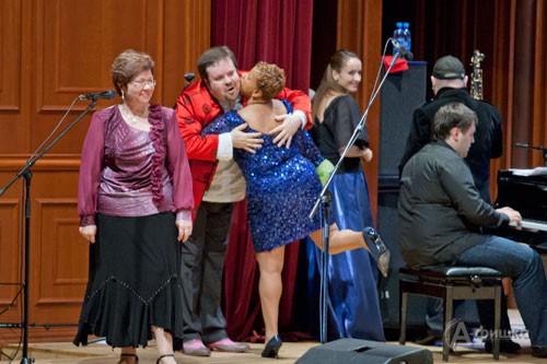 Джазовый вечер в рамках I Международного музыкального фестиваля «От классики до джаза»