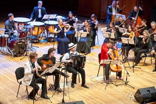 Джазовый концерт в рамках I Международного музыкального фестиваля «От классики до джаза»