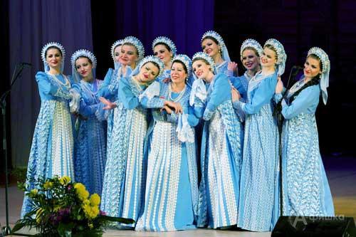 Вокально-хореографический ансамбль «Белогорье»