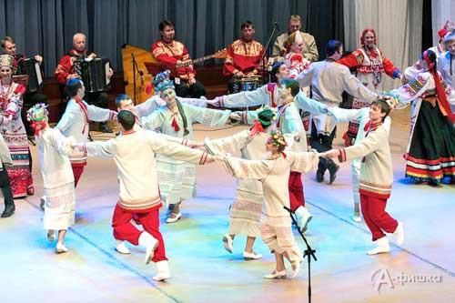 В Белгороде прошли Пасхальные музыкальные концерты