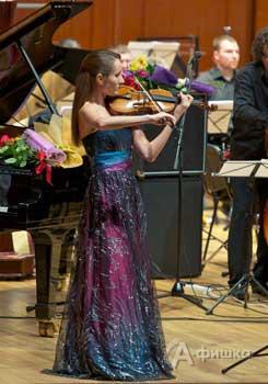 Анна Боровик (скрипка, Москва)