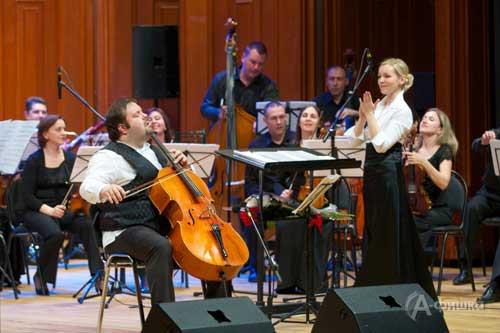 Завершающий концерт I Международного музыкального фестиваля «От классики до джаза» в Белгороде