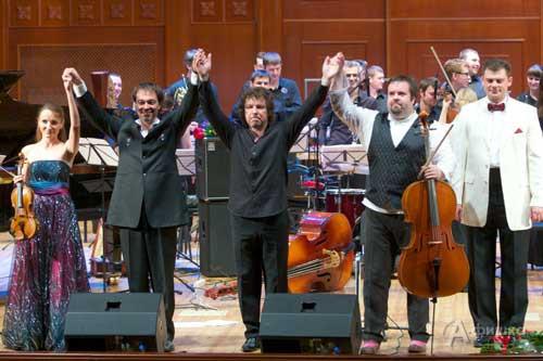 Борислав Струлёв и друзья – завершающий концерт фестиваля «От классики до джаза»