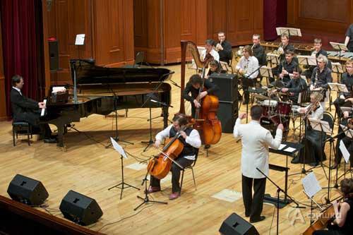 Третий концерт в рамках фестиваля «От классики до джаза» в Белгороде