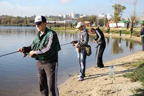 клуб рыбаков белгорода