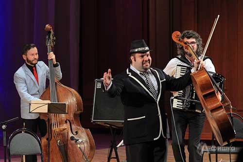 Первый концерт в рамках фестиваля «Борислав Струлёв и друзья»