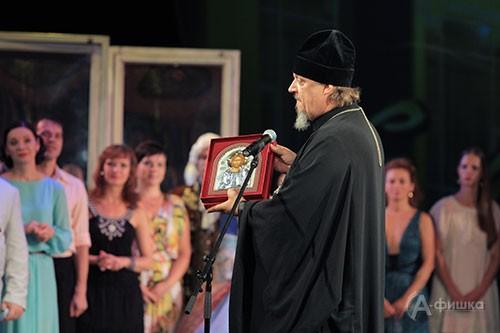 Дар от отца Олега, настоятеля Преображенского кафедрального собора