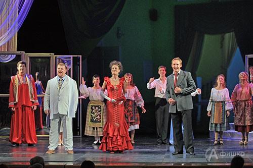 Актёрский подарок — спектакль о жизни Слободчука