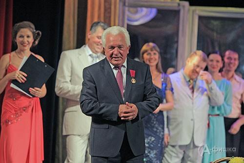 Виктор Иванович Слободчук отмечает тройной юбилей