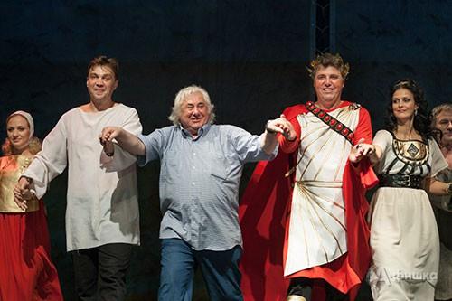 Завтра в Белгороде открывается «щепкинский» театральный сезон