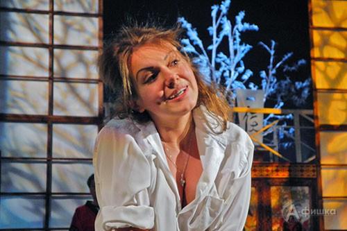 Дарья Ковалевская в роли Алёны