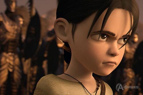 Кадр из мультфильма Макса Фадеева «Савва. Сердце воина»