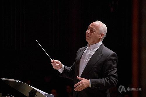 Маэстро Спиваков подарил Белгороду музыкальный праздник — концерт Национального филармонического оркестра России