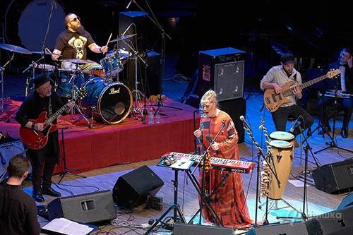 Нино Катамадзе и её джазовый ансамбль INSIGHT