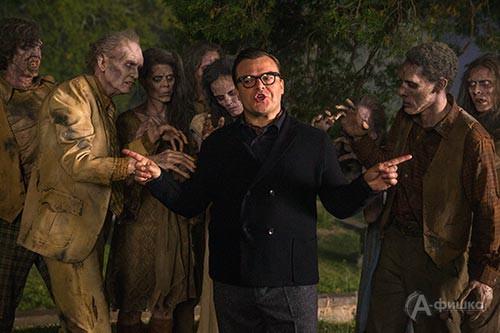 Кадр из комедийного триллера «Ужастики»