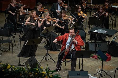 Концерт закрытия IV BelgorodMusicFest «Борислав Струлёв и друзья». Признание в любви: Анна Боровик и Борислав Струлёв